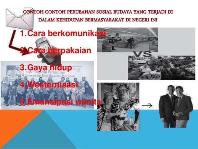 Lingkungan Sosial Budaya Dan Masyarakat