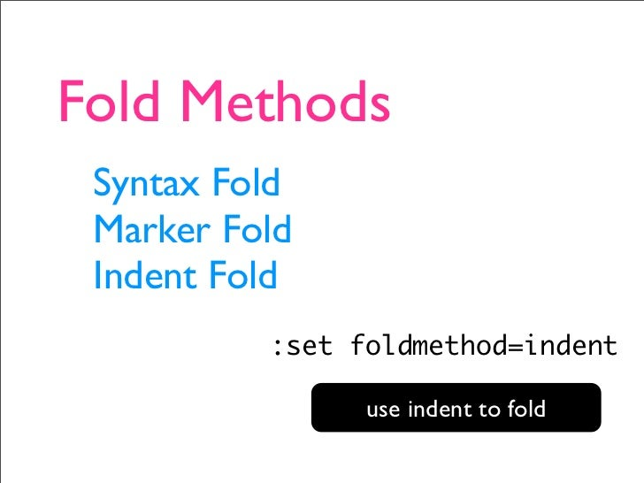 :h folding
