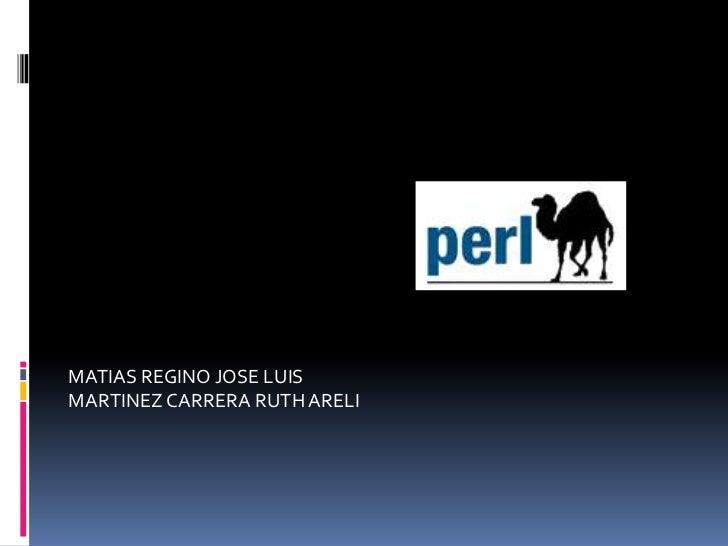 MATIAS REGINO JOSE LUISMARTINEZ CARRERA RUTH ARELI