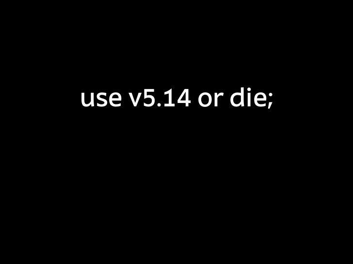 Что нового в Perl 5.14