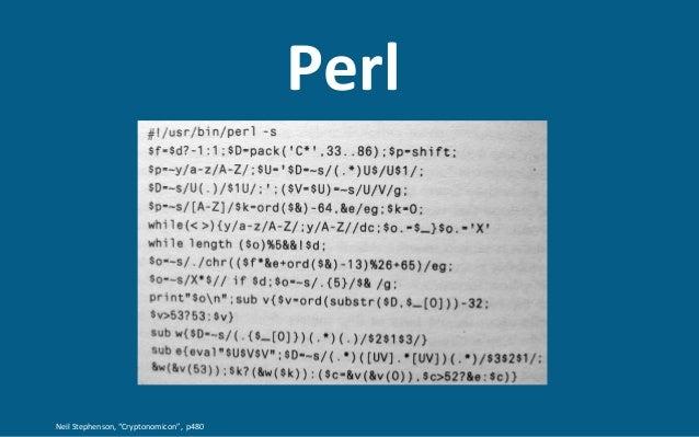 "Perl NeilStephenson,""Cryptonomicon"",p480"