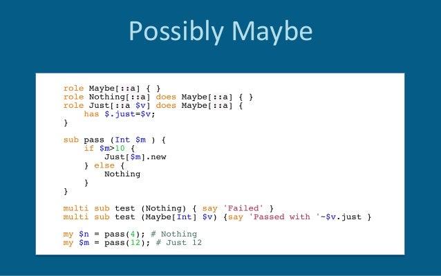 FuncHonal programming