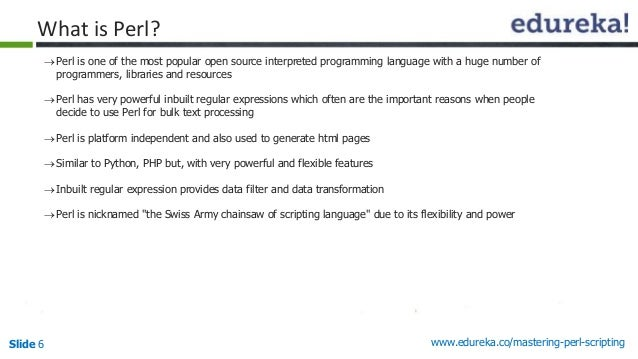 Programming on NetWare Made Easy with Perl Scripting
