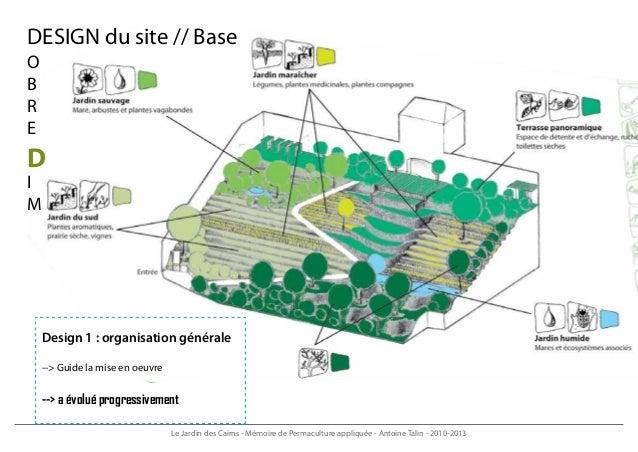 Permaculture Design D Antoine Talin Le Jardin Des Cairns A Grenoble