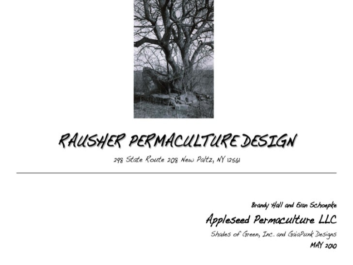 Permaculture Orchard Renovation