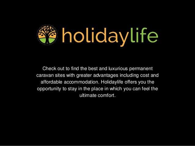 Permanent Caravan Sites For Sale | Holidaylife
