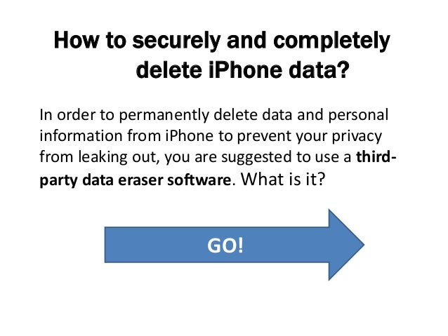 how to delete data from iphone how to permanently erase all data from iphone 18714