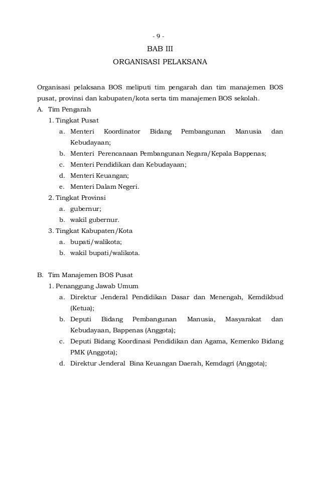 Permendikbud Nomor Komite Sekolah Download Lengkap