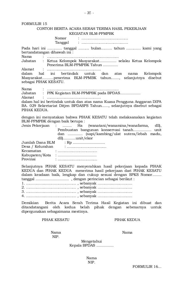 Permenhut No P 15 2012 Pedoman Pengembanganhutanmasyarakatdesa