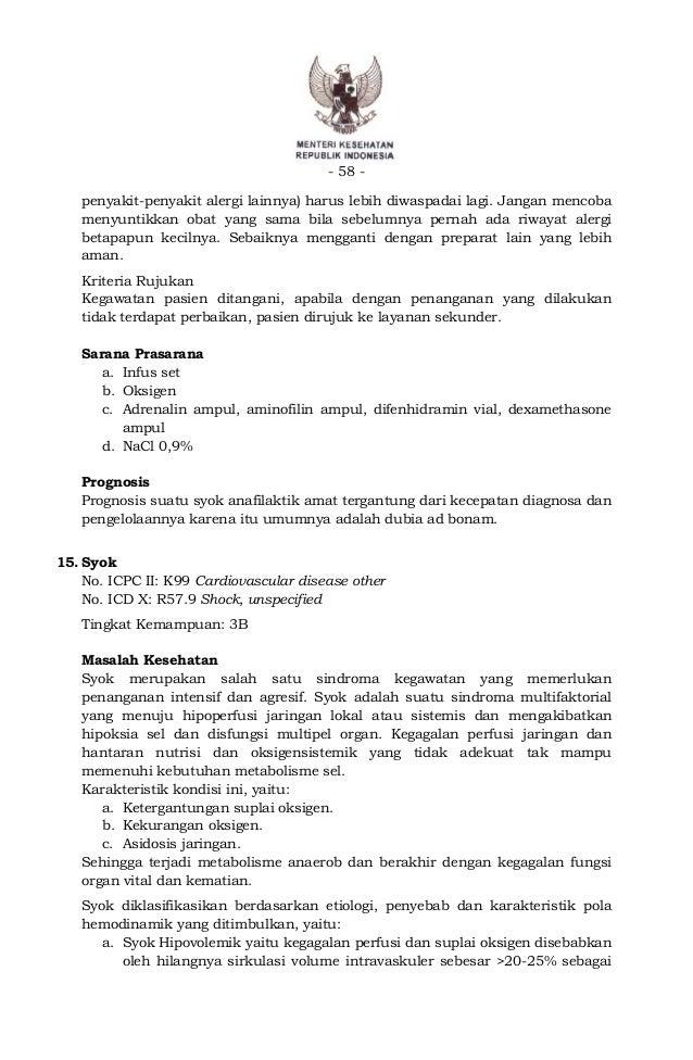 Permenkes No 5 Thn 2014 Panduan Praktek Klinis