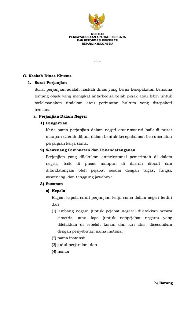 contoh surat perjanjian ikatan dinas surat 0