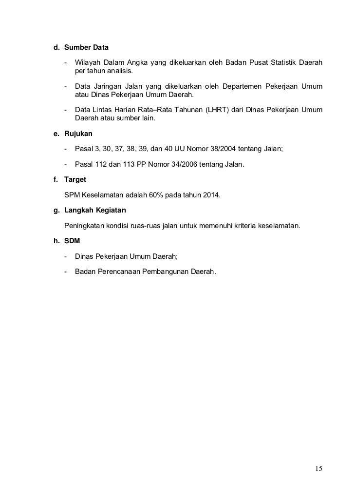 d. Sumber Data  -   Wilayah Dalam Angka yang dikeluarkan oleh Badan Pusat Statistik Daerah      per tahun analisis.  -   D...