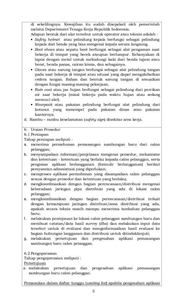 5 di sekelilingnya. Kewajiban itu sudah disepakati oleh pemerintah melalui Departement Tenaga Kerja Republik Indonesia. Ad...