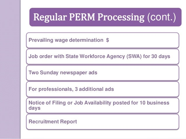 7 secrets to win a green card through perm labor certification businessdaysrecruitment report 15 colourmoves