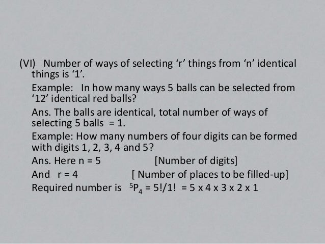 Reference• http://tutors4you.com/• http://www.indiabix.com/aptitude/permutation-  and-combination/• http://en.wikipedia.or...