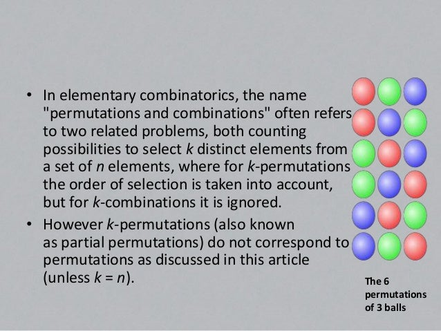 Two fundamental principles of              counting• Addition rule : If an     • Example:      Suppose  experiment can be ...