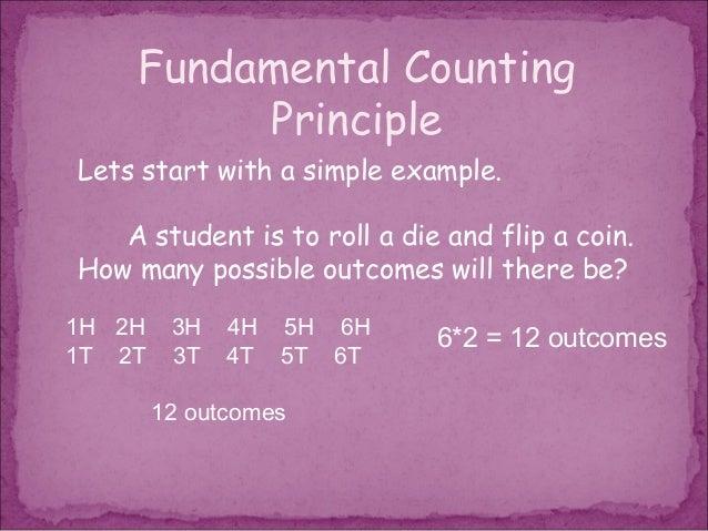 Permutation and combination Slide 2