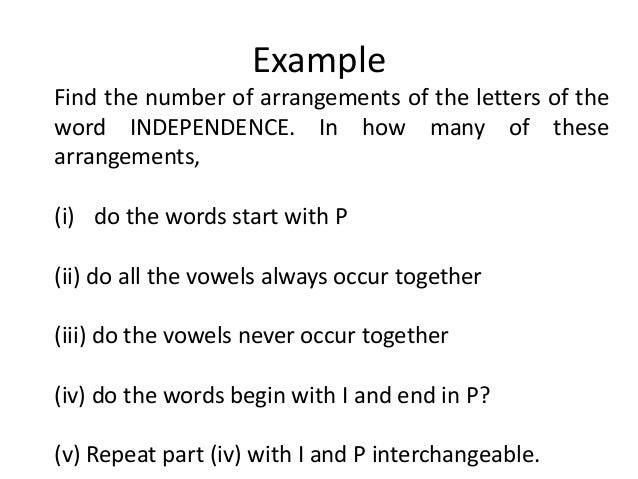 How many different arrangement can be made of the letters in word statistics?