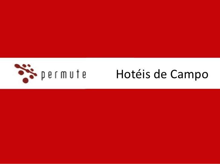Hotéis de Campo