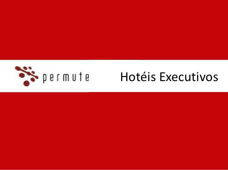 Hotéis Executivos