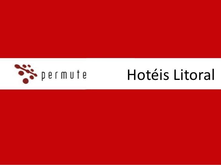 Hotéis Litoral