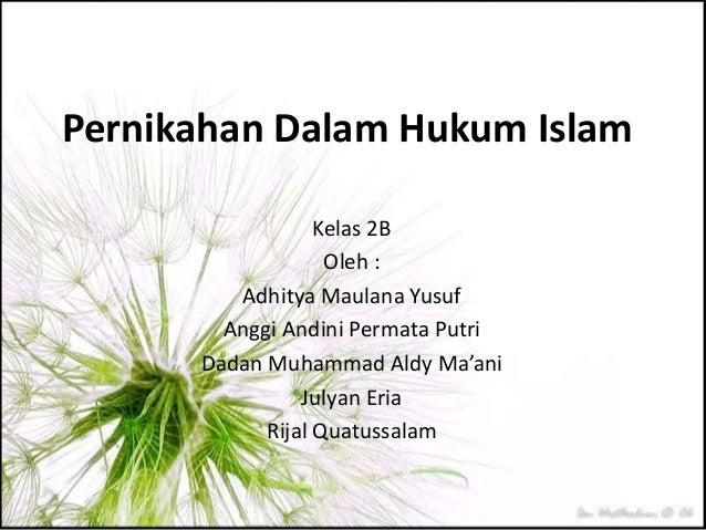 nikah menurut islam