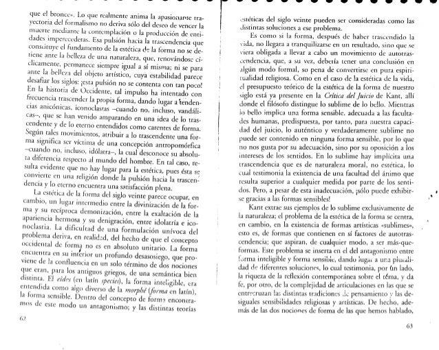Perniola parte 2 de 5 estetica de la forma Slide 2