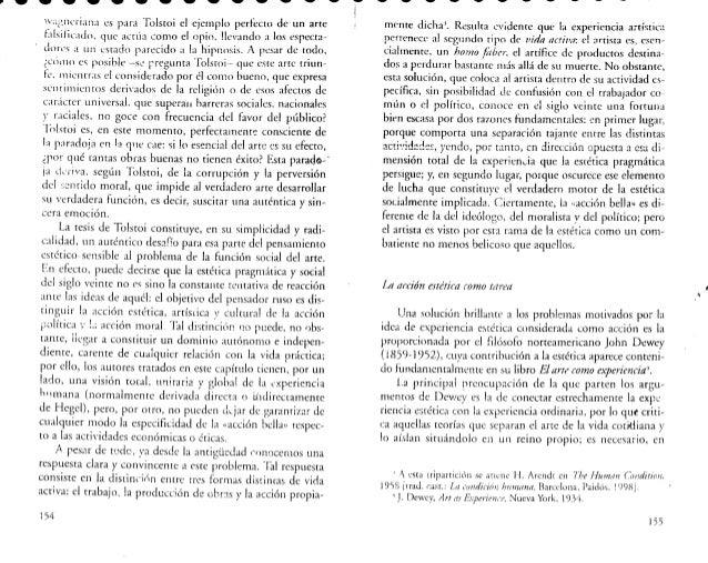 Perniola parte 4 de 5 estetica y accion Slide 3