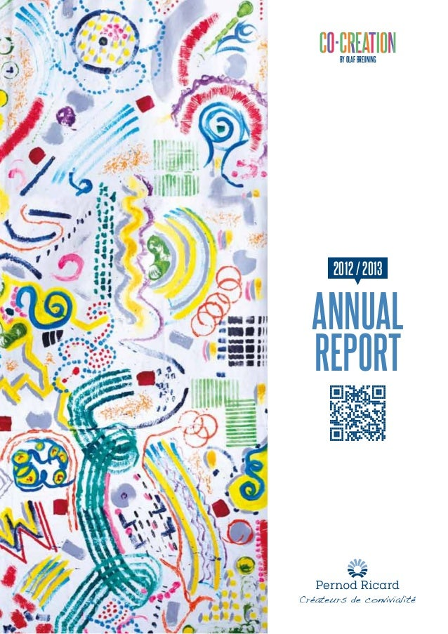 by olaf breuning  2012 / 2013  annual report