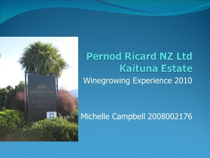 Winegrowing Experience 2010 Michelle Campbell 2008002176
