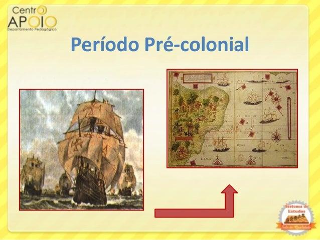 Período Pré-colonial