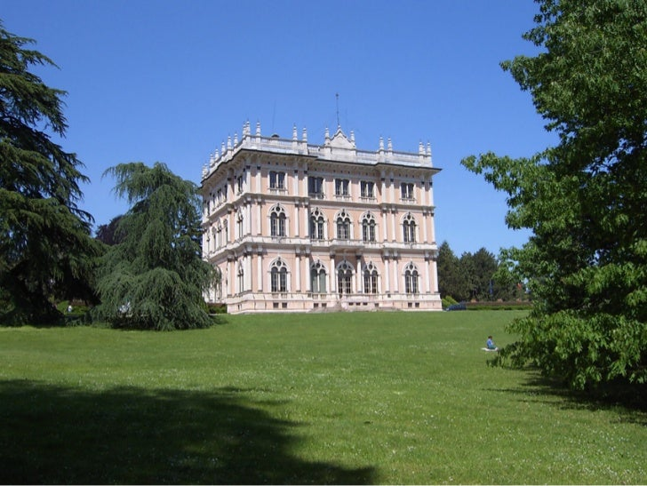 Per organizzare eventi a Varese Ville Ponti è il luogo ideale