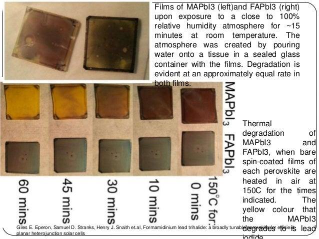 Perovskite Solar Cells All You Need To Know Dawn John