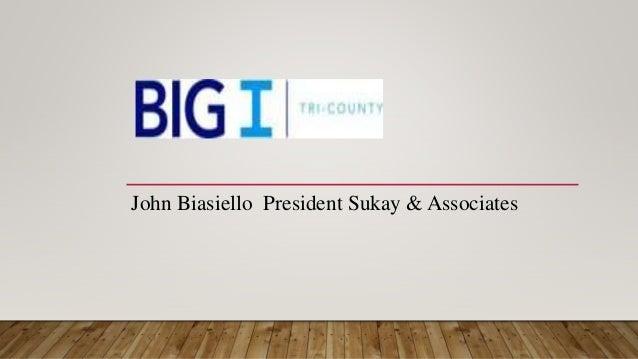 John Biasiello President Sukay & Associates