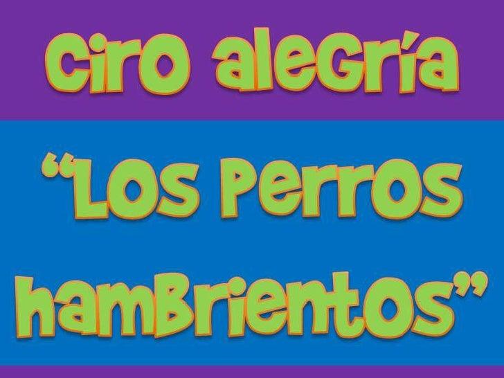PeRRos HaMbRieNToS