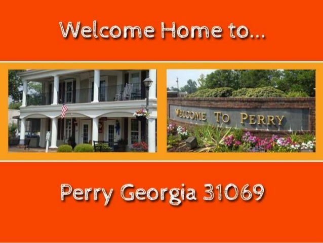 Personals in perry ga