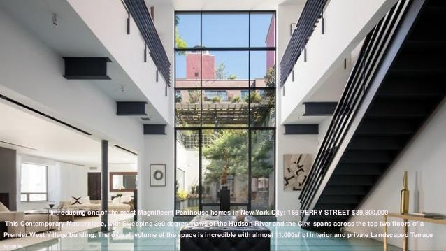 West Greenwich Village Exceptional Penthouse 5 Bedrooms 4 Bathrooms 1