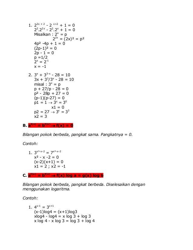 Persamaan Eksponen 55a7334da9
