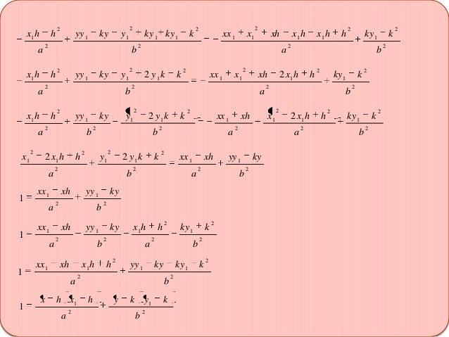 �y�ky�+�h��/��ab���_Persamaanelipshorizontaldititik(h,k)