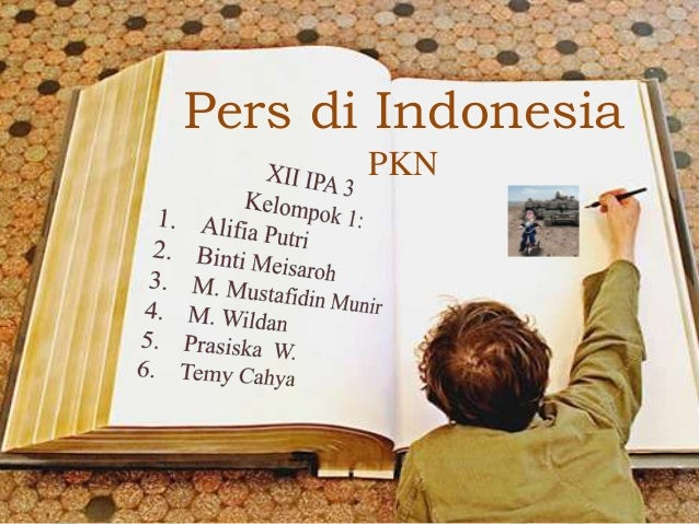Pers di Indonesia       PKN