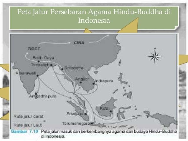 Persebaran Hindu Buddha Kelas Xii