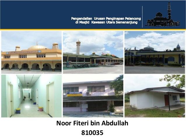 Noor Fiteri bin Abdullah 810035