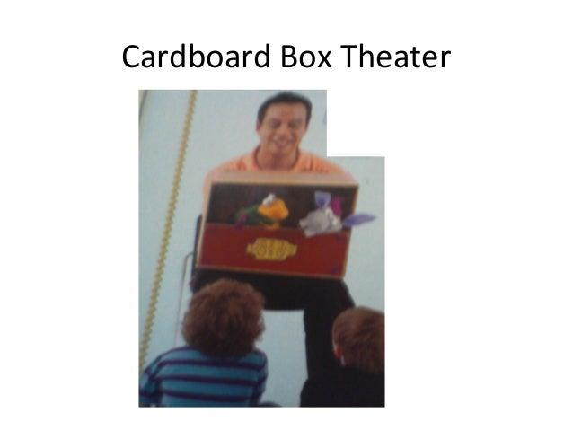Cardboard Box Theater