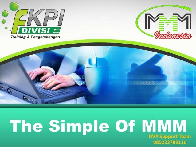 The Simple Of MMMDVX Support Team 085222789116
