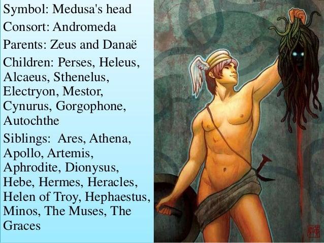 Perseus, Medusa, Andromeda and Cetus