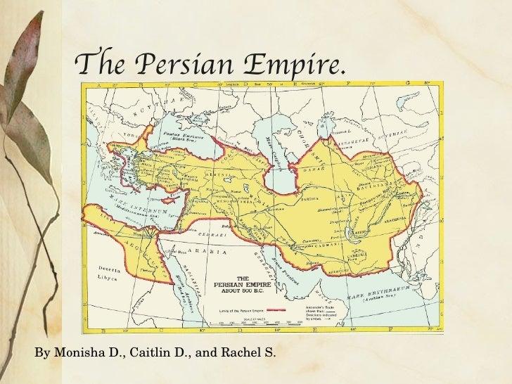 Persian Empire Presentation
