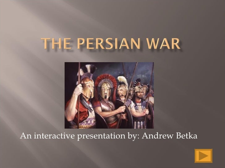 An interactive presentation by: Andrew Betka