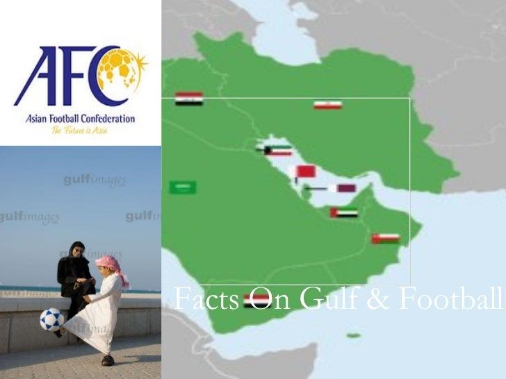 Facts On Gulf & Football