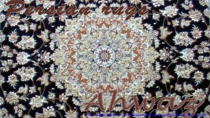 Iran Ahwaz Persian Rugs6
