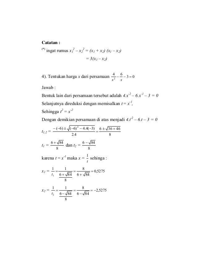9^X-4*3^X+3=0